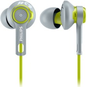 飞利浦 SHQ2300LF 入耳式运动耳机 有线 大品牌 声音不错 防汗防雨 轻盈舒适设计 训练专用