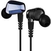 阿思翠 GX50 时尚HIFI入耳式音乐耳机 黑色