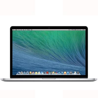 苹果 MacBook Pro MF839CH/A 2015款 13.3英寸笔记本(i5-5200U/8G/128G SSD/核显/Mac OS/银色)产品图片1