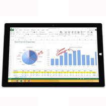 微软 Surface Pro 3 专业版 12英寸笔记本(i7/8G/256G SSD/核显/Win10/暗钛钢)产品图片主图