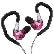 威索尼克 VSD3S 入耳式HiFi耳机 桃粉色限量版