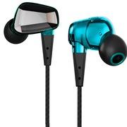 阿思翠 GX40 HIFI时尚重低音耳机入耳式 海王星蓝色