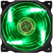 鑫谷 炫风XF-12-G风扇(绿色LED灯/12cm静音/大风量机箱风扇)