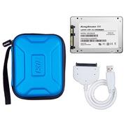 金胜 K1系列 128G SSD移动硬盘套装 (KSK100128)