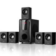 恩科 H3811B 木质5.1多媒体蓝牙无线遥控音箱 家庭影院电视组合音响低音炮 带插卡U盘FM收音