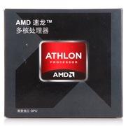 AMD Athlon X4(速龙四核)870K盒装CPU (Socket FM2+/3.9GHz/Max 4.1GHz/4M/95W)
