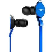SOL REPUBLIC amps HD-Blue 美国潮流品牌 优美音质入耳式耳机 三键控制可手机通话 蓝色