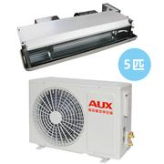 奥克斯 GR-120D/DS3-A 中央空调一拖一低静压风管机  5匹(适用46-70㎡)380V强劲冷暖