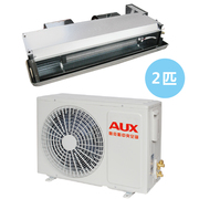 奥克斯 GR-51D/DS3-A 中央空调一拖一低静压风管机 2匹(适用21-34㎡)220V强劲冷暖