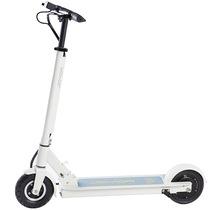 九悦 A1白色 电动滑板车锂电池随身车成人迷你可折叠代步车自行车电动车产品图片主图