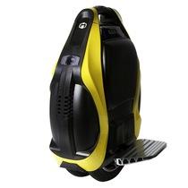 乐行 V3C 独轮车 平衡车电动独轮车并轮带拉杆 黄色产品图片主图