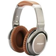 品胜 HD500 头戴式有线耳机 重低音音乐游戏耳机 手机耳机 (钛金灰)棕色