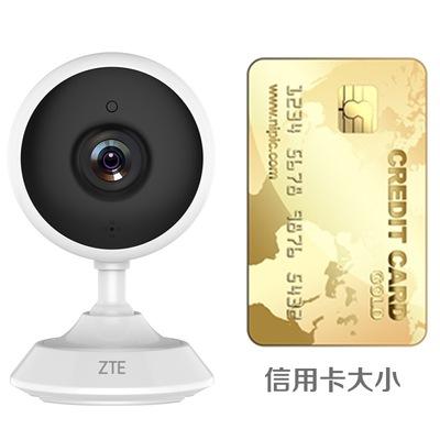 中兴 小兴看看mini C320 智能摄像头 网络摄像机 高清 WiFi连接 手机 远程监控 360°关怀 ip camera产品图片2