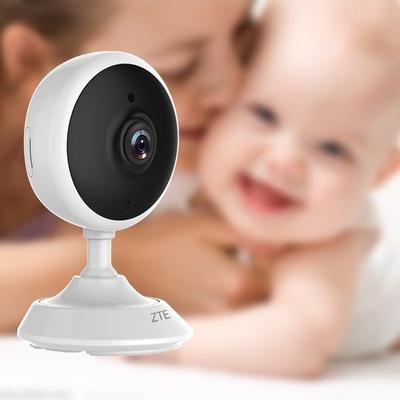 中兴 小兴看看mini C320 智能摄像头 网络摄像机 高清 WiFi连接 手机 远程监控 360°关怀 ip camera产品图片4