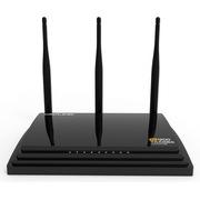 睿因 WL-WN527A2 1200M 802.11ac 双频千兆无线路由器 全千兆接口 带USB接口