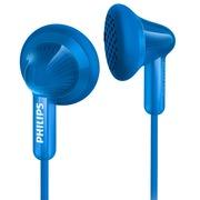 飞利浦 SHE3010BL 耳塞式耳机 便携出街 霓虹色彩系列 大品牌 音质好 重感低音 (蓝色)