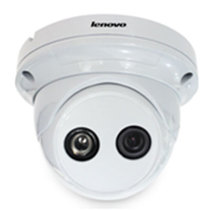 联想 130万高清红外半球摄像机LA-C133R-I 4mm产品图片主图