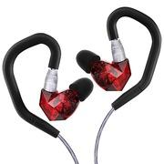 威索尼克 VSD3 入耳式HIFI耳机 红色