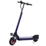奥普  LS-22智能电动滑板车 便携式折叠锂电电动车 蓝色至尊款10.4ah