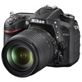 尼康 D7200单反双头套机(AF-S DX 18-105mm f/3.5-5.6G镜头 + DX 35mm f/1.8G 镜头)