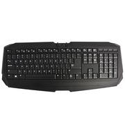 技嘉 FORCE K7 WIRELESS 无线剪刀脚游戏键盘