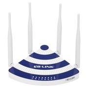 必联 BL-430R 300M智慧型无线路由器 时尚信号外观4天线WIFI