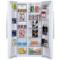奥马 BCD-512WK 512升 风冷无霜 带饮水机 对开门冰箱(白色)产品图片4