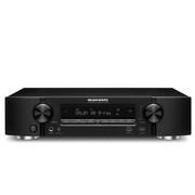 马兰士 NR1506 家庭影院 5.2声道精巧型AV功放机 支持蓝牙/WIFI/全彩4K/HDCP2.2/DSD文件播放 黑色