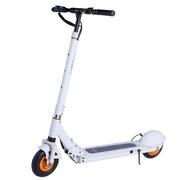 乐步 锐动T3(白色) 电动滑板车锂电池随身车成人迷你可折叠代步车自行车电动车 5档变速便捷安全