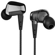 阿思翠 GX40 HIFI时尚重低音耳机入耳式 太空灰色