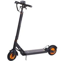 乐步 新动Q1(黑色) 电动滑板车锂电池随身车成人迷你可折叠代步车自行车电动车产品图片主图