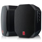 麦博 玄道X1 HI-FI 2.0多媒体有源音响 黑色