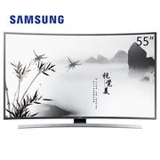 三星 UA55JU6800JXXZ 55英寸 4K超高清曲面智能 LED液晶电视 黑色
