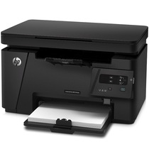 惠普 LaserJet Pro MFP M126a黑白多功能激光一体机 (打印 复印 扫描)产品图片主图