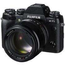富士 X-T1 微单电套机(XF56)黑色 高端套装 XT1旗舰 人像套装产品图片主图
