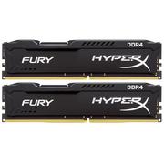 金士顿 骇客神条 Fury系列 DDR4 2400 16G(8GBx2) 台式机内存