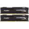 金士顿 骇客神条 Fury系列 DDR4 2400 16G(8GBx2) 台式机内存产品图片1