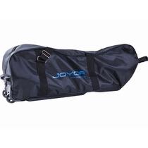 九悦 电动滑板车随身包 成人滑板车包大包 单肩包 时尚包 环保防水包带滚轮产品图片主图