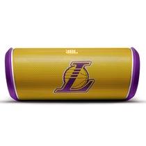 JBL FLIP2 NBA限量版 音乐万花筒升级版 可免提通话 NFC、蓝牙音箱 户外音箱 动感音效 湖人队产品图片主图