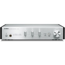 YAMAHA A-U671 Hi-Fi立体声功放耳放一体机(2*70W)支持USB-DAC/DSD 银色产品图片主图