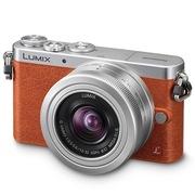 松下  DMC-GM1KGK-D 微型可换镜头相机 橙色(12mm-32mm)