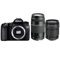 佳能  EOS 70D 单反套机 (EF-S 18-135mm f/3.5-5.6 IS STM+EF 75-300mm f/4-5.6 III USM 镜头)产品图片主图