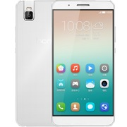 荣耀 7i  (ATH-TL00H) 2GB内存标准版  冰川白 移动4G手机 双卡双待