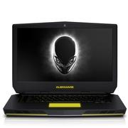 外星人 ALW15ER-2828S 15.6英寸游戏本 (i7-4720HQ 16G 256G SSD+1TB 4G独显 WIN8.1)银
