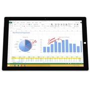 微软 Surface Pro 3 中国版 12英寸平板电脑(Intel i5/4G/128G/2160×1440/Win10/银色)