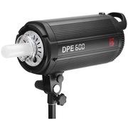 金贝 DPE-600影室闪光灯