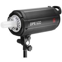 金贝 DPE-600影室闪光灯产品图片主图