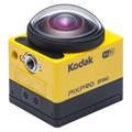 柯达 SP360 运动型摄像机 水陆套装 214度(垂直)--360度(水平)拍摄视角 WIFI操控 全高清摄像
