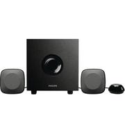 飞利浦 SPA1315 电脑音箱 2.1声道 音质好 大品牌 功能多 听歌不错 体积小 线控