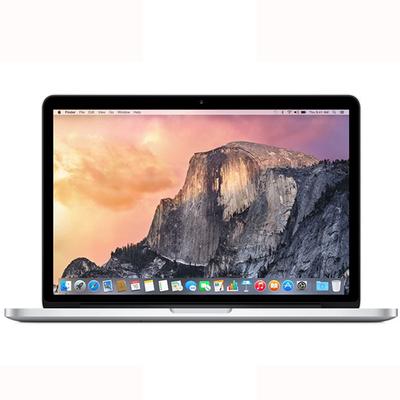 苹果 MacBook Pro MF840CH/A 2015款 13.3英寸笔记本(i5-5200U/8G/256G SSD/核显/Mac OS/银色)产品图片1
